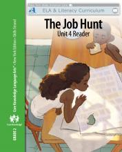 The Job Hunt booklet cover