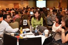 Participants at July 2011 NTI